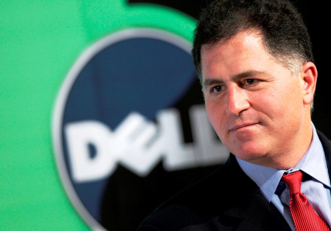 Dell Technologies, Michael Dell, GE