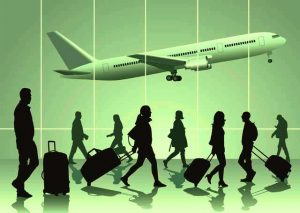 Domestic Air Traffic in July Went 42-Month Low: ICRA
