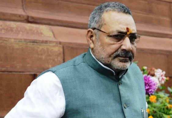 Giriraj Singh Takes Over As Minister of State (Independent Charge) for MSME Ministry