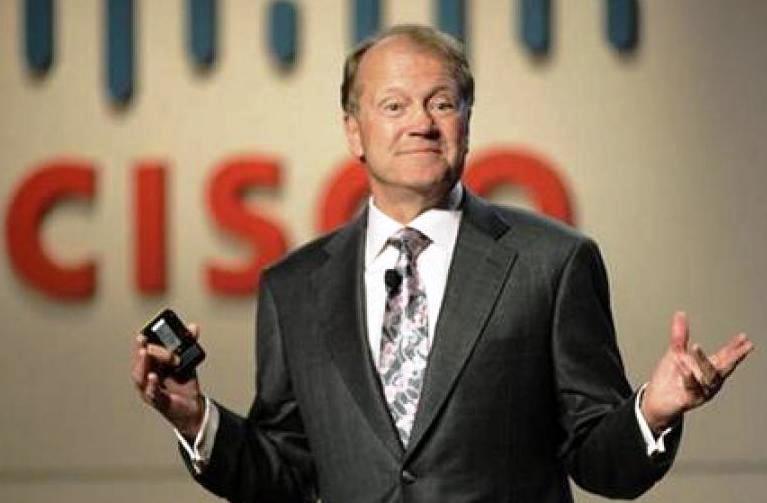 John Chambers, Cisco, technology, Networking,