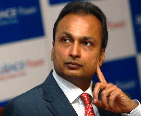Anil Ambani, RCom, Reliance Communications,
