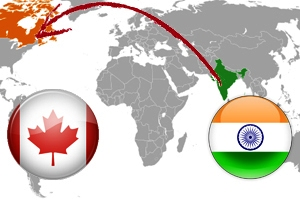 India Canada Comes Closer for Trade and Business Synergies
