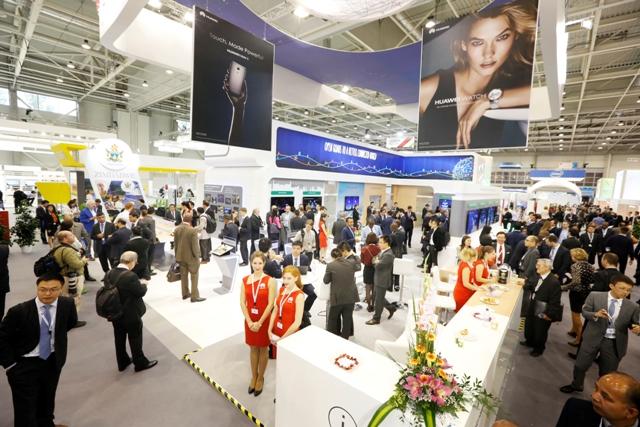 ITU Telecom World 2017, Huawei, Wireless