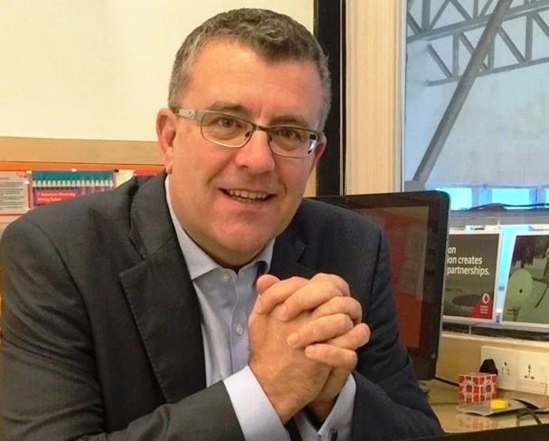 Nick Gliddon, Vodafone , GST Ready solution