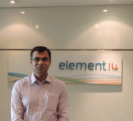 element14 Further Invests for Market expansion in South Indian Region