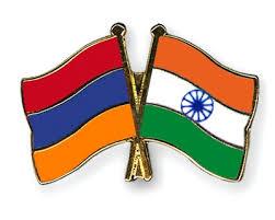 India & Armenia Focus on Strengthening Bilateral Ties