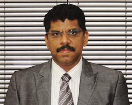 K.R. Bijimon, Muthoot Finance