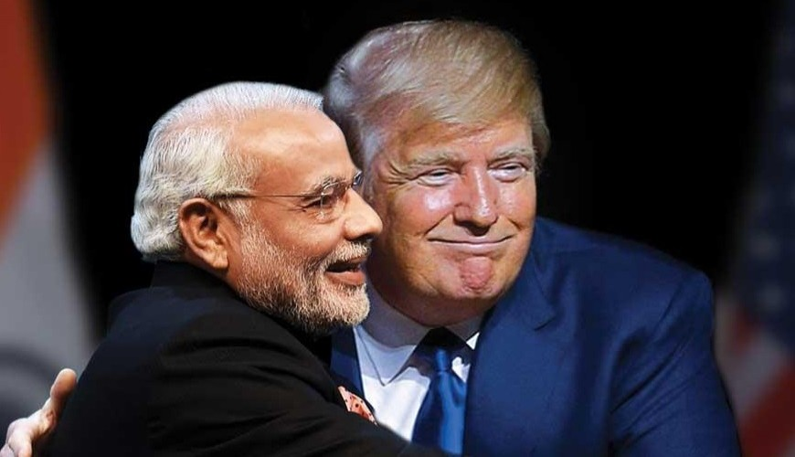 'India-US Relations are Growing' Modi-Trump Meet at Asean Summit