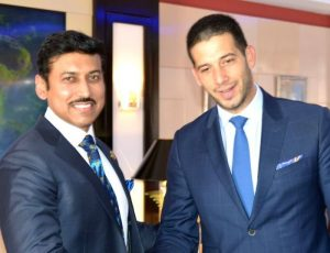 Exploring Great Synergy between India and Egypt: Col Rathore