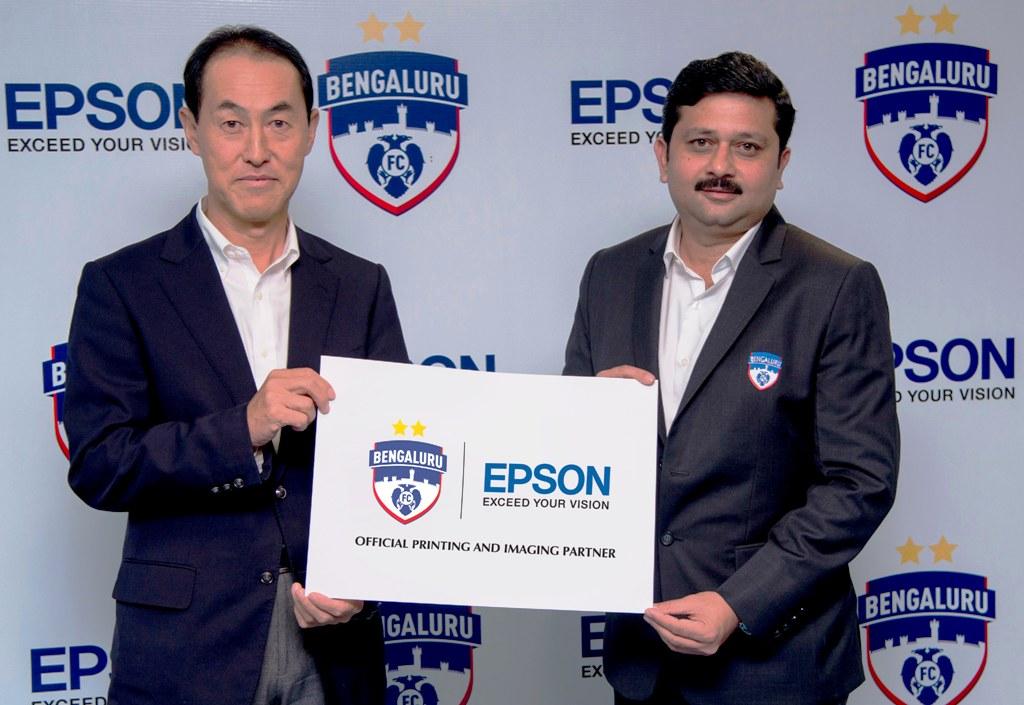 Toshiyuki Kasai, Epson, Mandar Tamhane, BFC