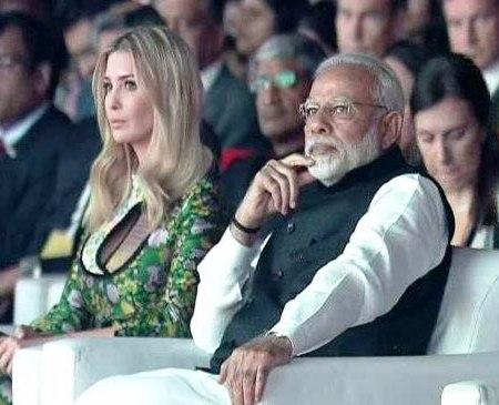 PM Modi Invites Global Investors & Entrepreneurs to India, Ivanka Applauds India's Growth Story