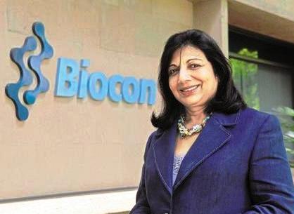 Biocon, Kiran Mazumdar Shaw, Syngene