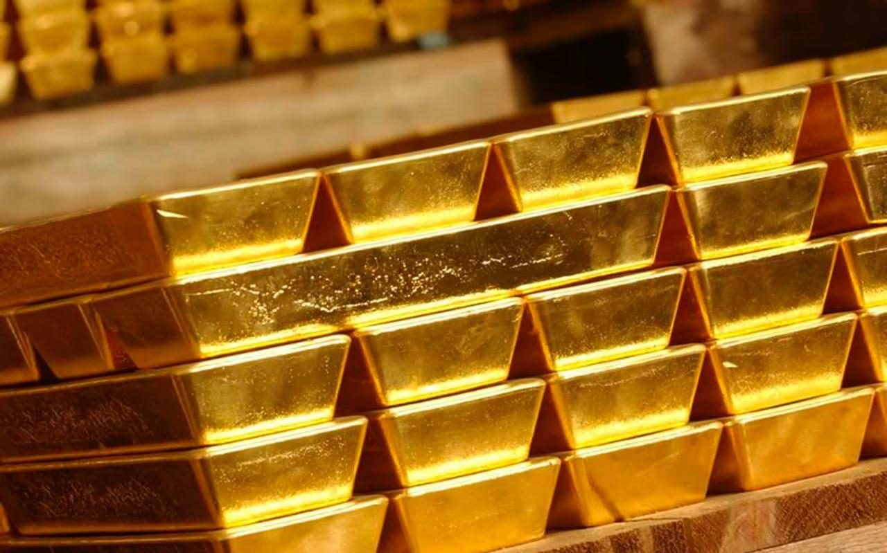 GOLD, federal Reserve