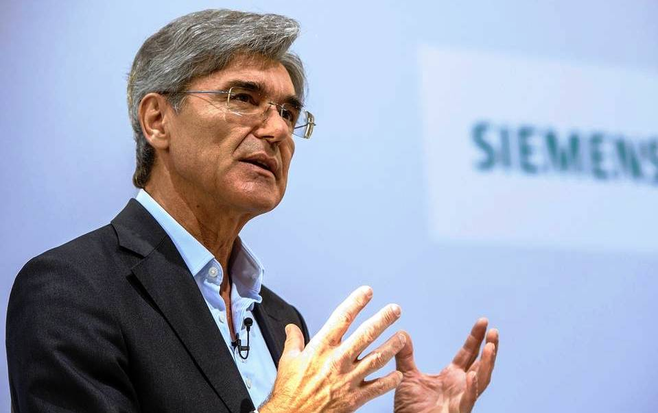 Joe Kaeser, Siemens, IoT, MindSphere IoT, SMESTreet