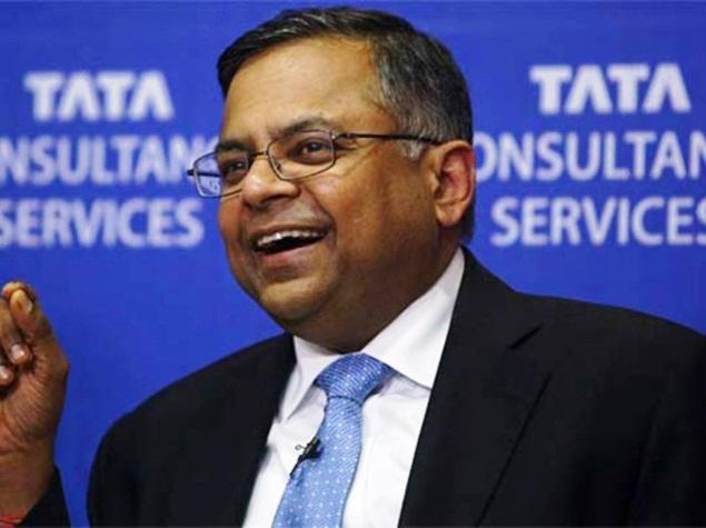 Natrajan Chandrashekharan, TCS, Outsourcing, Nielsen