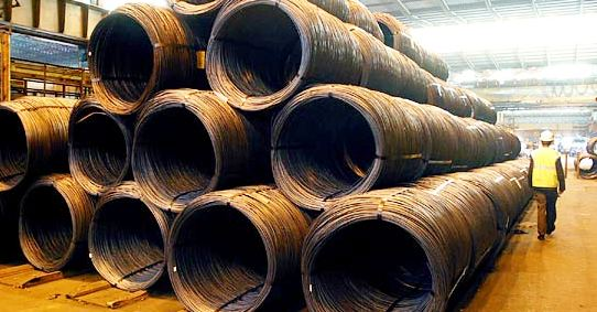 Steel Ministry, Steel Manufacturing