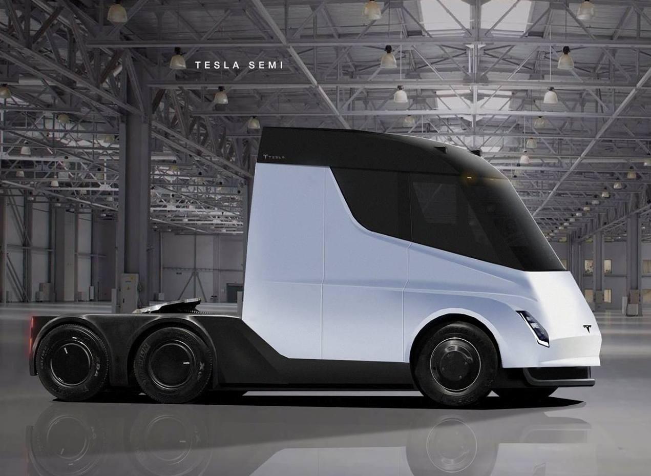 Tesla Semi, tesla Motors, SMEStreet