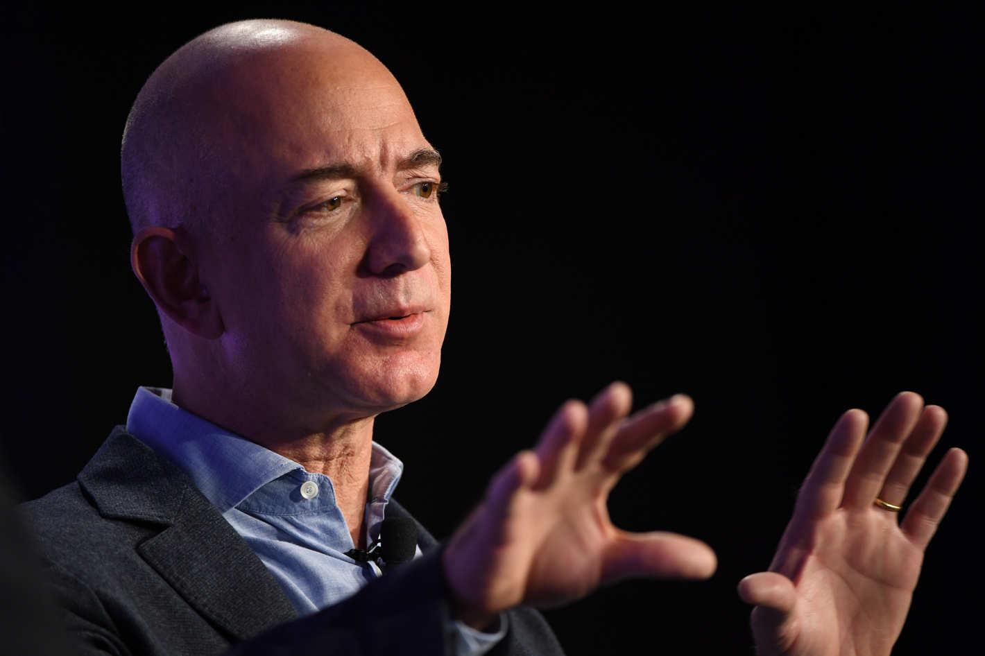 Amazon, Jeff Bezos, Coronavirus