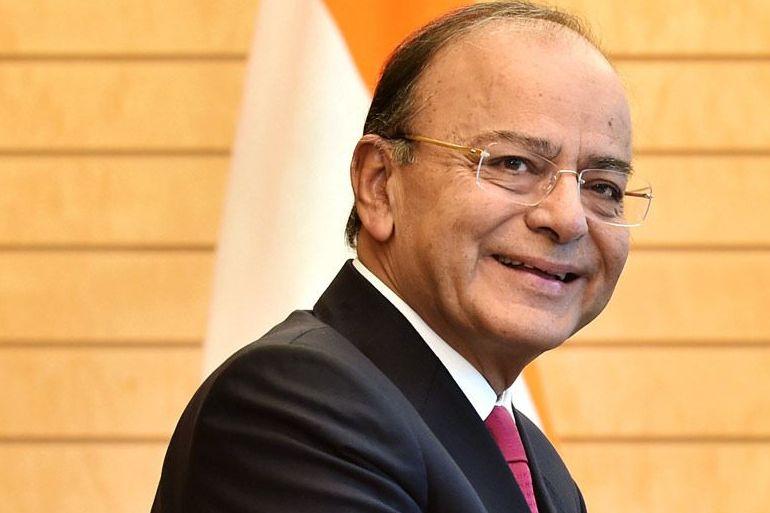 Arun Jaitley, Finance Ministry