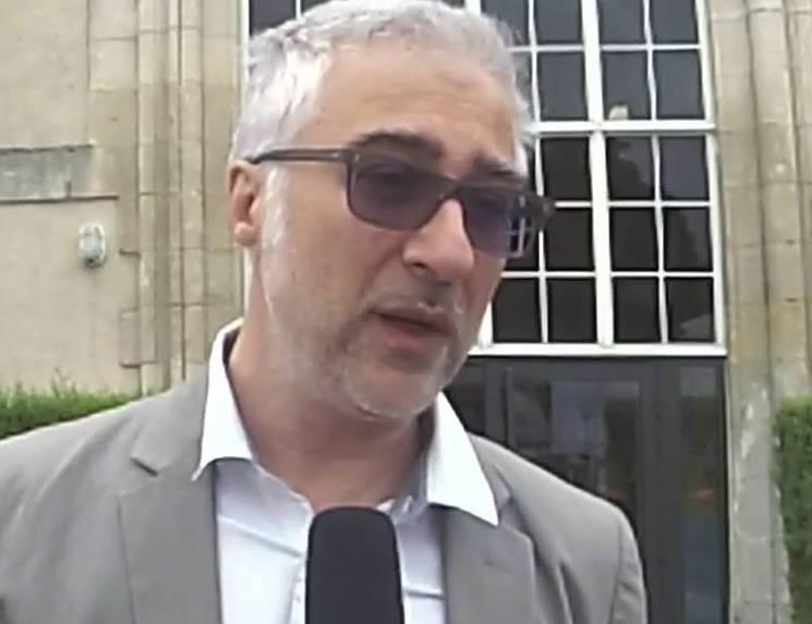 Frédéric Vacher, dassault systems