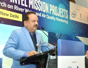 We Must Focus on People-Centric Research to Harness Technology for Environment: Harsh Vardhan