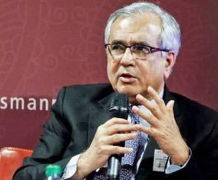 Rajiv Kumar, Niti Aayog,