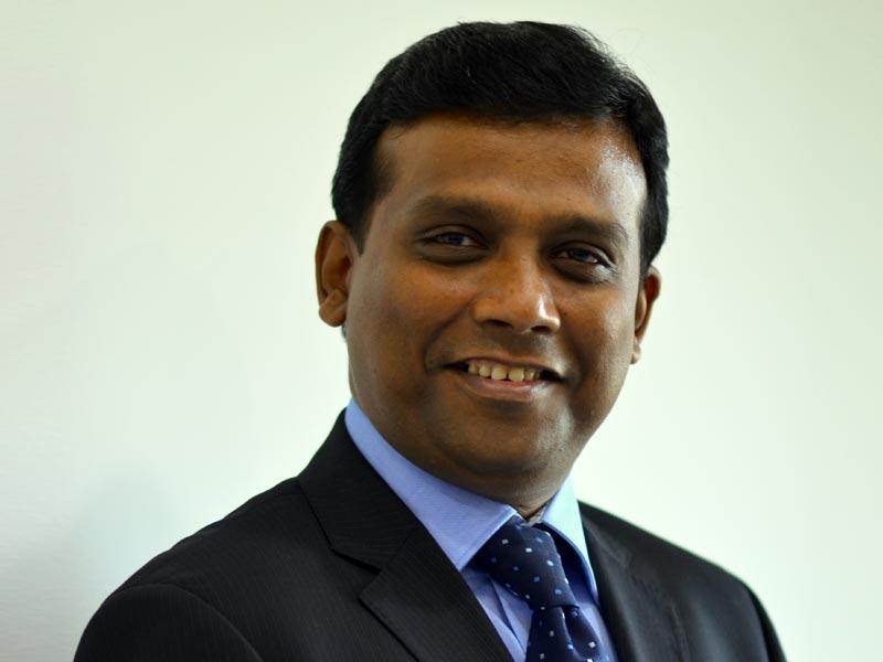 Ravi Kumar S, Infosys, Google Cloud