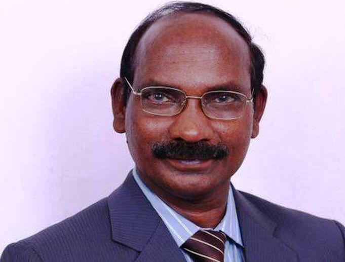 Sivan K, ISRO