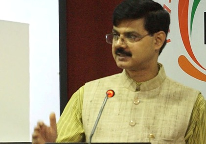 Anant Kumar Singh, textiles Ministry
