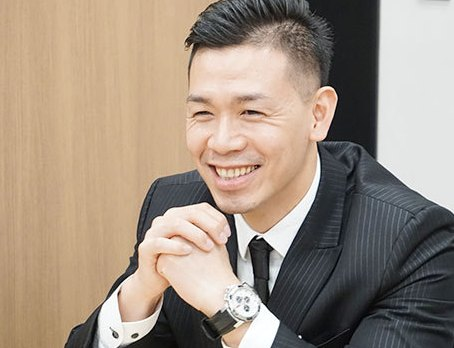 Mike Chen, Synology