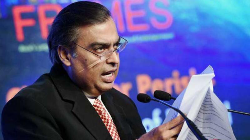 Mukesh Ambani, Reliance Jio, Investment, UP Investor Summit
