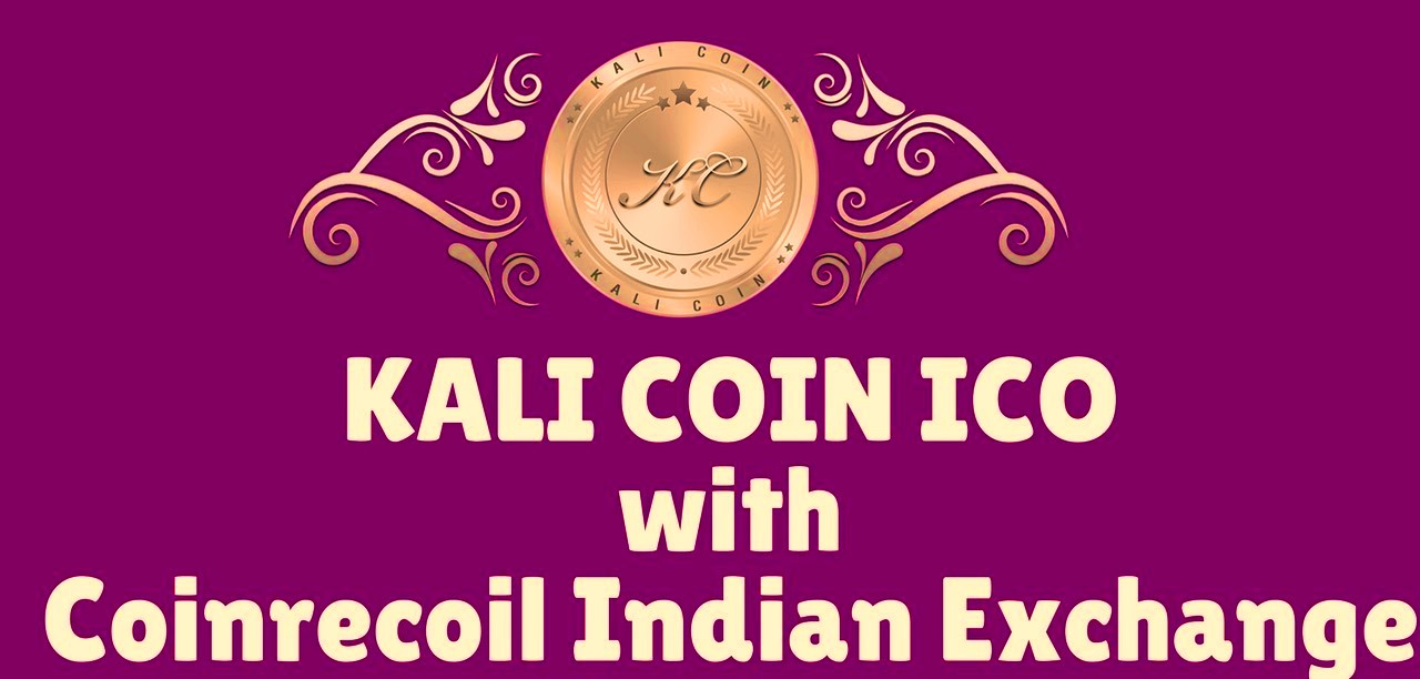 Kali Coin ICO, Cryptocurrency, Exchange India
