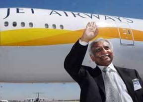 Naresh Goyal, Jet Airways,