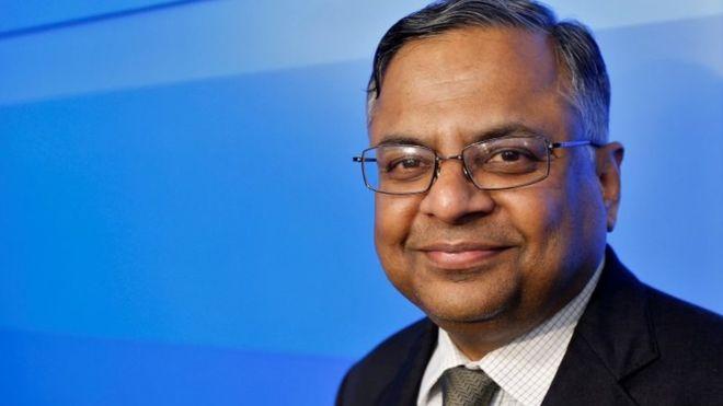Tata sons, Chairman, TCS