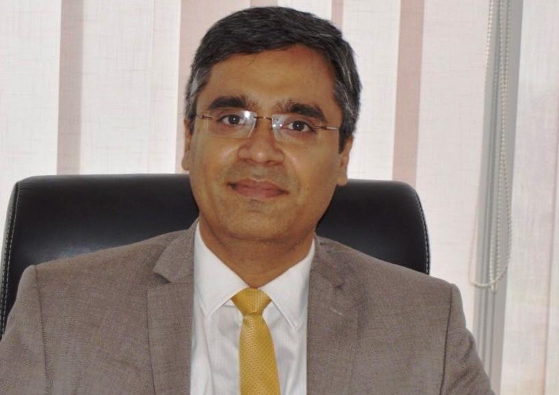 Snehal Desai_Global Sales Head – Insurance - 3i Infotech