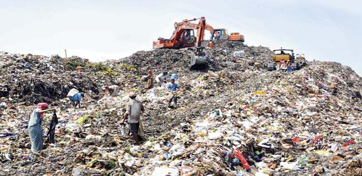 Narendra Modi, Solid Waste MAnagement, Swachch Bharat Mission