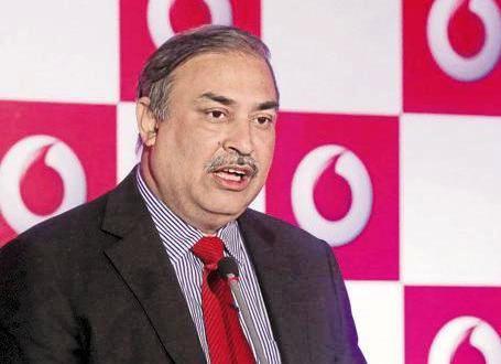 Sunil Sood, Vodafone India