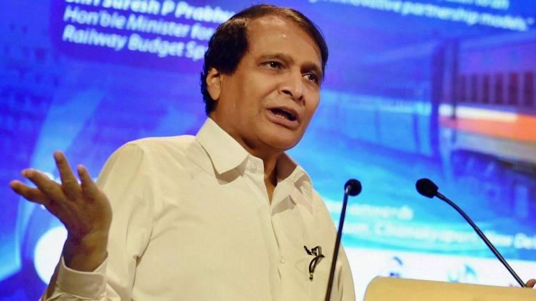Suresh Prabhu, Pharma