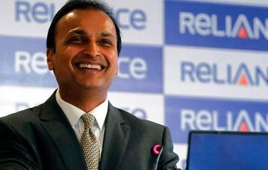 Anil Ambani, Reliance ADA