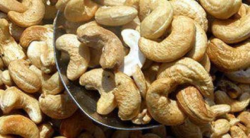 Cashew Production, Food Processing