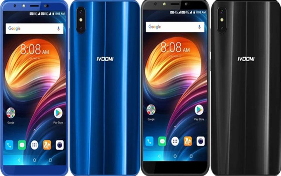 IVooMi, Smartphone