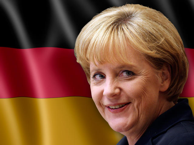 Angela Merkel Hints to Relax Travel Rules for UK Visitors