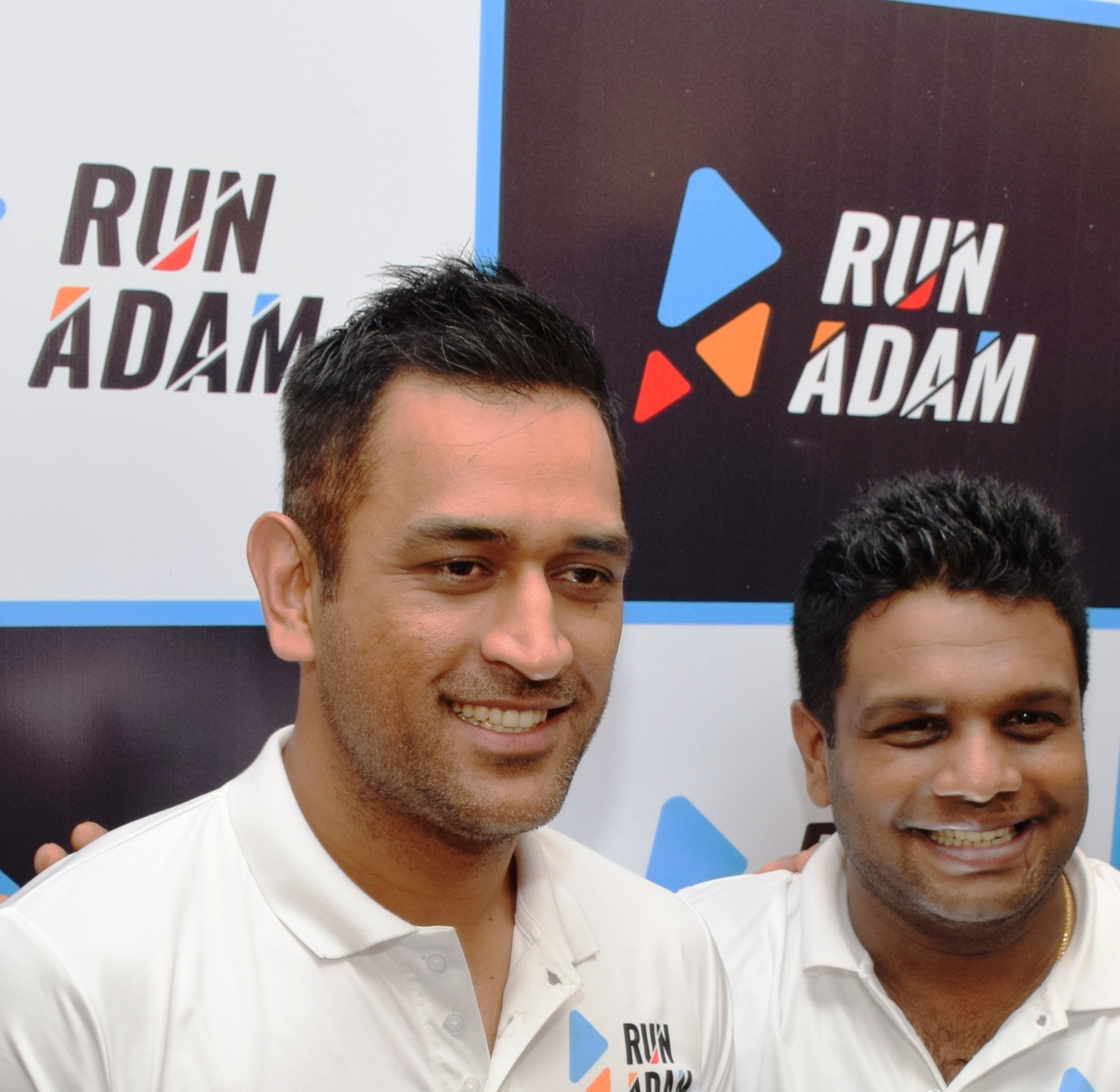 MS Dhoni Takes 25 % Stakes in Run Adam- Sports Tech Startup