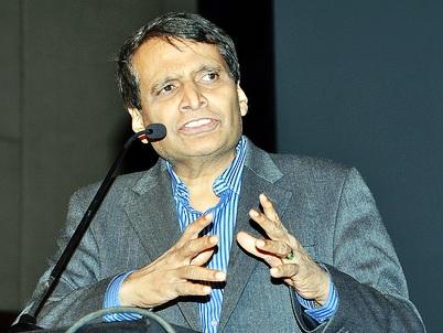 Suresh Prabhu, CSR