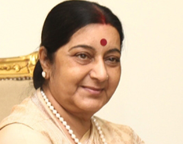Sushma Swaraj, MEA, Exports, Lebnon, Syria, MSMEs,