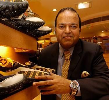 Adesh Kumar Gupta, Liberty Shoes