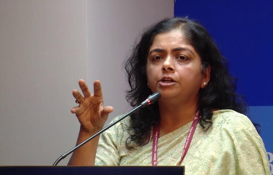 Anna Roy, NITI Aayog, AI, Intel, TIFR
