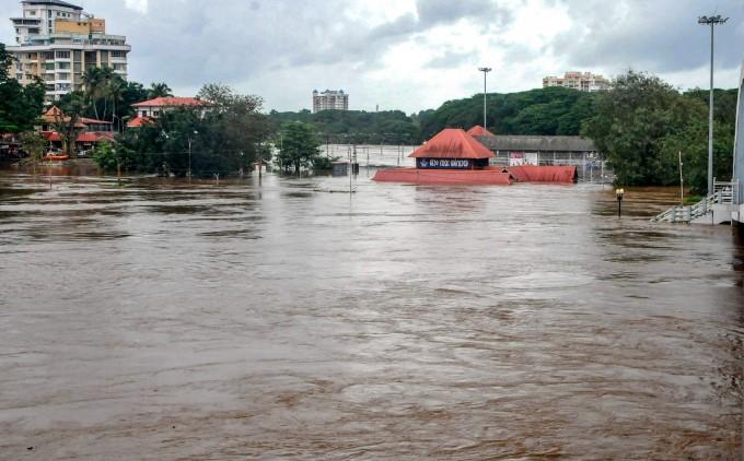 Federal Bank, Kerala Relief Fund, Aluva