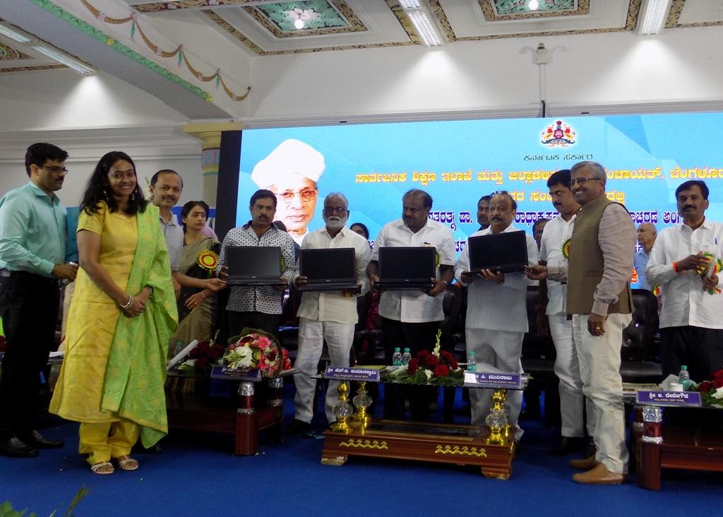 Sikhsha Foundation, Dell, DELL EMC, TechnologyEducation Program, STEP, Karnataka