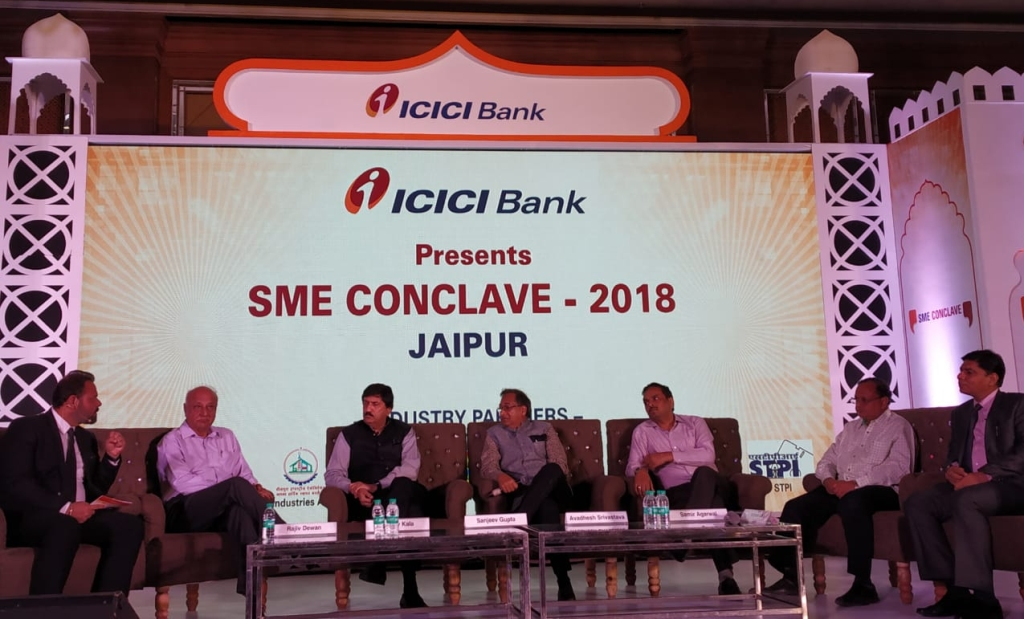 ICICI Bank, MSME, Jaipur
